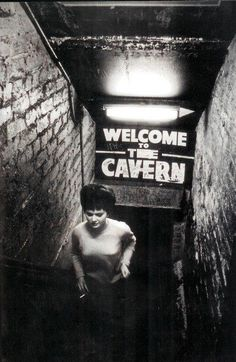 Welcome to the Cavern --  Redneck Cavern, that is.