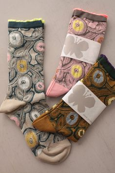Hanna socks, Mina Perhonen ソックス