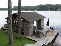 Boat house - Hide-a-way Lake Hideaway, Texas                                                                                                                                                     More