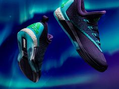 wholesale dealer 58b5d 88ae6 Earths Northern Lights get new shine in adidas Basketball Aurora Borealis  Collection Nike Air Max,