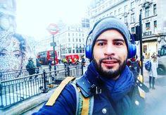 Ya se siente el frio! London ya llegue! #porsiestabanconelpendiente
