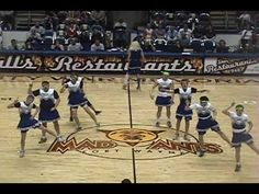 HILARIOUSLY AWESOME DANCE 3 v.2 - MAD ANTS HALFTIME SHOW by Carroll Senior Powderpuff Cheerleaders