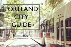 Portland City Guide (and an Uber promo code!)