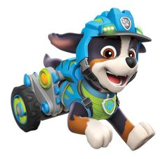 Rex Paw Patrol Baby Octopus, Baby Whale, Baby Hippo, Father Wolf, Baby Walrus, Booby Bird, Male Deer, Baby Snakes, Paw Patrol Characters