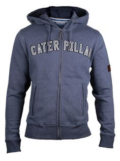 a5f3a283e18 This Caterpillar Hoody is perfect to wear at home or a trip down to the  pub. Wear it with jeans for an effortless stylish look.