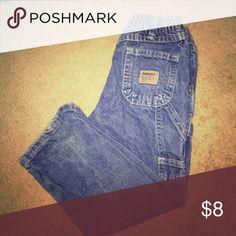 Wrangler boys jeans Wrangler toddler boys carpenter jeans (5t) Wrangler Bottoms Jeans
