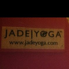 Jade yoga mats! Definitely my favorite yoga mat! No more slipping, dependable and worth spending the extra bucks for.