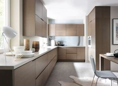 Kuchnia w kolorze drewna: 10 pięknych zdjęć  - zdjęcie numer 7