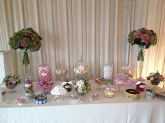 Wedding Candy Buffet by Bristol Candy Buffet www.bristolcandybuffet.co.uk