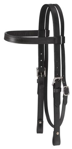 Polo Bridle Sets 100/% Buffalo Leather Brown Black
