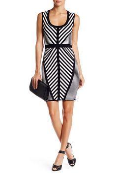 Sleeveless Striped Sweater Dress by Dex on @nordstrom_rack