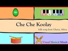"""Kye Kye Kule"" is the perfect song for teaching rhythm, movement, instrument etiquette, and singing technique to elementary students. So let's dive in! Elementary Music Lessons, Music Lessons For Kids, Kids Songs, 2nd Grade Music, Orff Arrangements, Singing Techniques, Primary Songs, Dream Music, Music School"