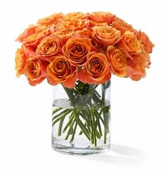 Perfect gift for Longhorns! >>> Google Image Result for http://site.californiablooms.com/images/product/orange-roses.jpg