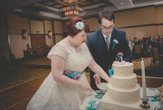 Cutting the Cake -- BG Productions Photography & Videography - Philadelphia wedding