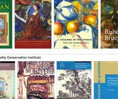 250+ Free Getty Art Books