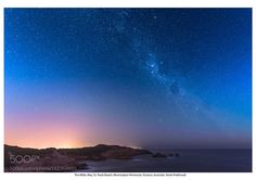Milky way Sorrento Victoria Australia  Image credit: http://ift.tt/29pq852 Visit http://ift.tt/1qPHad3 and read how to see the #MilkyWay  #Galaxy #Stars #Nightscape #Astrophotography