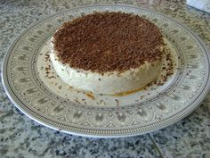 healthy cheesecake recipe- uses protein powder, fat free cream cheese and greek yogurt