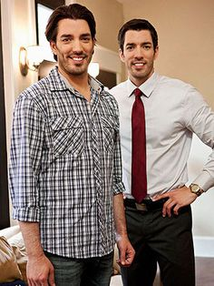 jonathan and drew scott family circle magazine - How Tall Is Jonathan Scott