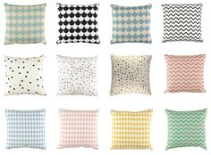 Need a pillow?  We do have different styles, shapes, sizes and prints...may be hard to choose ✨✨ #nobodinozdecor #needapillow  #nobodinoz #madeinSpain #decor #kidsroom #nurserydecor #kidsdecor #pillow #fairtrade #homedecor #Barcelona #Brooklyn #design #colors #pattern