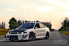 Mitsubishi Evo 6 [Beast mode: ON] by Nicholas TJR