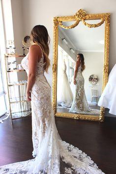 Wedding Dress Shopping at Malindy Elene in Tampa, FL: Martina Liana Wedding Dress Shopping, Wedding Dresses, Disney Pins, Lace, Fashion, Bride Dresses, Moda, Bridal Gowns, Fashion Styles