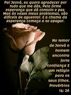 Entrega Nas Mãos De Jeová E Confia Jw Pinterest God E Bible