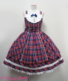 Angelic Pretty Cutie Schoolジャンパースカート