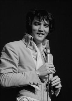 Elvis' Las Vegas shows were a mix of classic hits and new material, as well as covers of songs he liked. He performed two shows a night, one at 8 p.m. and the other at midnight.