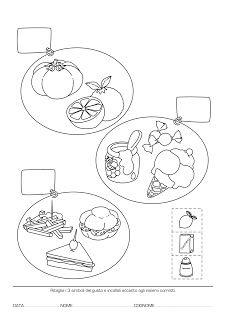 La maestra Linda : Educazione alimentare
