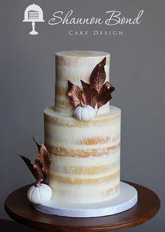 Thanksgiving Cake  Custom cakes for any celebration designed by Shannon Bond Cake Design for the Olathe and Kansas City areas.