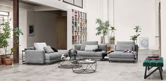 With Rolf Benz NUVOLA, you have the ability to change yourself and your personal living style whenever you want. Rolf Benz Sofa, Living Essentials, Living Styles, Modular Sofa, Upholstered Sofa, Contemporary Design, Furniture Sets, New Homes, Couch
