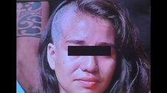 'El último pasajero': Escolar lloró al raparse la cabeza en uno de los retos