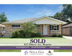 825 Elmeer Ave, Metairie, LA 70005 - $178,000 - 3bed/2bath Single Family Home - New Orleans Area Real Estate http://www.thenolagal.com