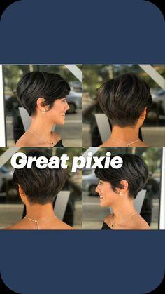 Pixie Cut Blond, Pixie Haircut For Thick Hair, Short Hairstyles For Thick Hair, Thin Hair Haircuts, Short Hair With Bangs, Short Hair With Layers, Pretty Hairstyles, Short Hair Cuts For Fine Thin Hair, Short Short Hair