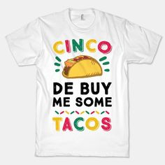 Some people celebrate with margaritas and tequila, but I celebrate with tacos.