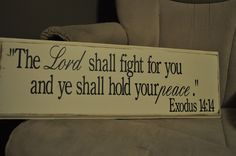 My talented sister made my favorite scripture into a plaque that I can hang on my wall.