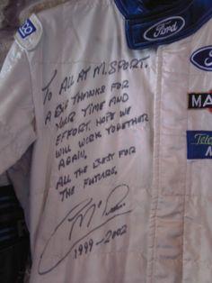 Colin McRae's at M-Sport Richard Burns, Colin Mcrae, Bike Art, Rally Car, Masters, Porsche, Legends, Mexico, Hero
