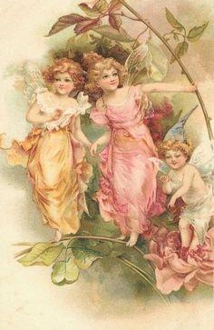 Antique Fairies