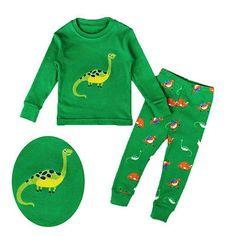 $5.16 (Buy here: https://alitems.com/g/1e8d114494ebda23ff8b16525dc3e8/?i=5&ulp=https%3A%2F%2Fwww.aliexpress.com%2Fitem%2FBaby-Boy-Girl-Dinosaur-Pj-s-Clothes-Pyjamas-Set-Kid-Nightwear-Sleepwear-Homewear%2F32620193501.html ) Baby Boy Girl Dinosaur Pj's Clothes Pyjamas Set Kid Nightwear Sleepwear Homewear for just $5.16