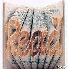 folded pages