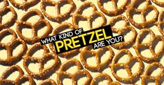 QUIZ: What Kind of Pretzel Are You? Enter to win a pretzel & dip gift set in honor of #NationalPretzelDay.