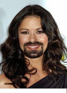 Bearded Female Celebrities  The Odd Blogg