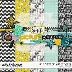 Snaparazzi {Sampler} by Digilicious Design