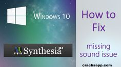 Synthesia 10.3 Crack + Serial Key For Win & Mac Full Download. It is a video game and piano keyboard trainer for Microsoft Windows and Mac OS X.