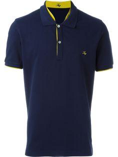 984c0e9851 Fay Camisa Polo Com Logo - Lord - Farfetch.com Camisetas Masculinas