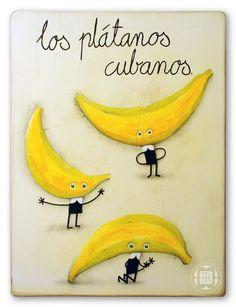 bananas  http://pantonedesign.blogspot.com/