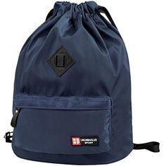 Free,Waterproof Drawstring Backpack String Bag Sackpack Sport Gym Backpack Small Workout Bag Lightweight Sackpack Beach Bag Gymsack Gym Backpack, Luggage Backpack, Drawstring Backpack, Amazon Orders, String Bag, Herschel Heritage Backpack, Backpacks, Workout, Beach
