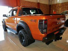 Resultado de imagen para 2016 ford ranger wildtrak orange