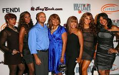 Toni Braxton's mother, 4 sisters and a brother Toni Braxton, Star Family, Family First, Family Matters, Family Values, Beautiful Family, Beautiful Moments, Black Sisters, 4 Sisters