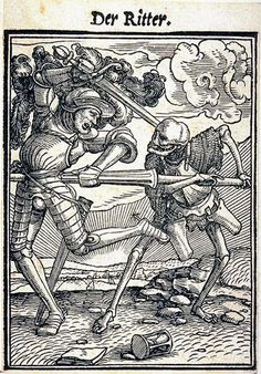 Dance of Death by Holbein
